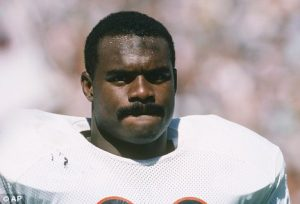 Former NFL player and victim of CTE, Dave Duerson