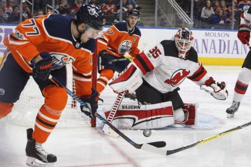 Cory Schneider Finally Getting His Due With the Devils