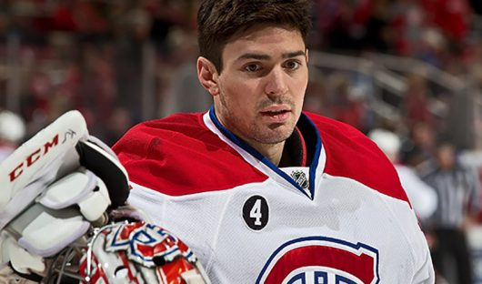 Carey Price Needs to be Moved Now
