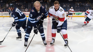 Finnish natives Patrik Laine and Aleksander Barkov