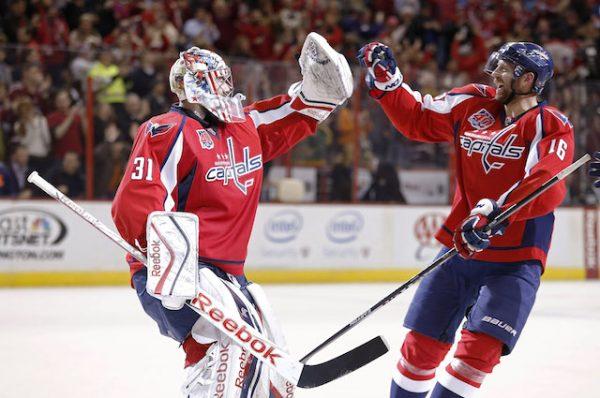 Capitals Making Mistake In Starting Grubauer Over Holtby