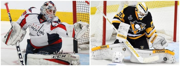 Of Holtby And Murray, Who Gives Team Best Chance To Win?
