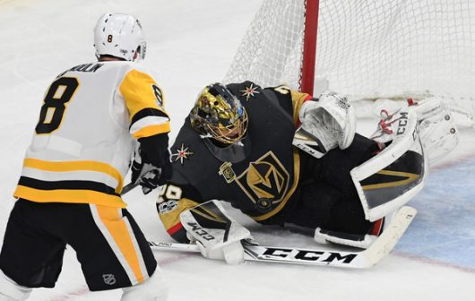 Should Penguins Regret Exposing Fleury To Vegas?