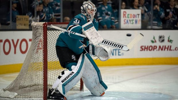 Sharks Shouldn't Worry About Martin Jones