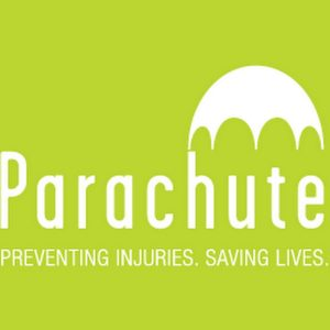 """Preventing Injuries. Saving Lives."" - The credo of Parachute Canada"