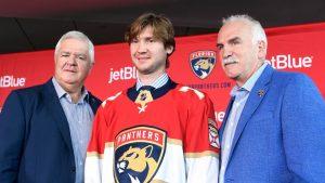 Sergei Bobrovsky, Florida Panthers goalie