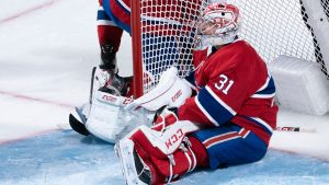 Carey Price has played well with a giant workload, but played for a struggling Habs team this year