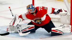 Bobrovsky had a tough regular season, but could rebound in the Qualifiers