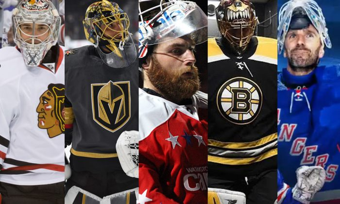 2020 NHL Free Agent Goalies