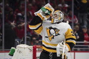 Matt Murray brings the NHL experience and Cup pedigree the Senators need
