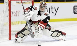 Antti Raanta is fully capable of battling for his starting position back