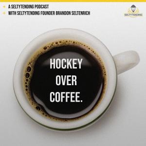 Hockey Over Coffee Logo