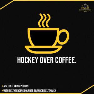 Hockey Over Coffee Logo