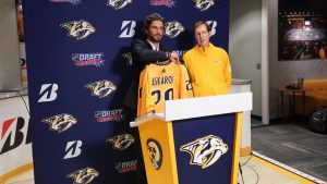 """Askarov joins the Predators with expectations of """"franchise"""" potential"""